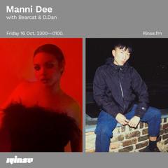 Manni Dee with D.Dan & BEARCAT - 16 October 2020