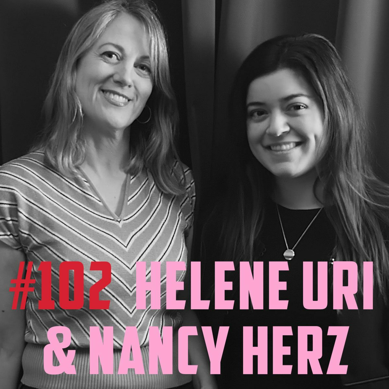 Helene Uri & Nancy Herz. To forfattere og ett ord: feminisme.