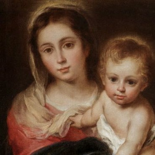 For the Solemnity of Mary, Mother of God