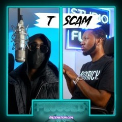 #ActiveGxng T.Scam - Plugged In W/Fumez The Engineer   Pressplay (REMIX)