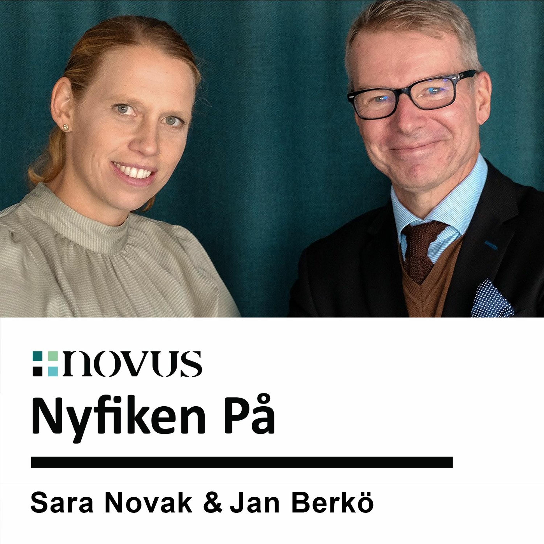 Novus Möter - Jan Berkö träffar Sara Nova - Avsnitt 2