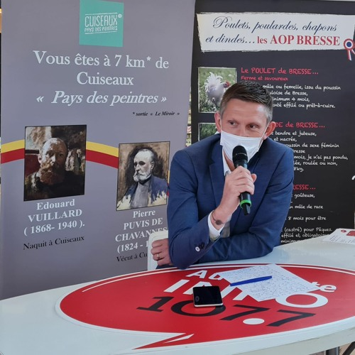 Présentation du Département de la Saône-et-Loire