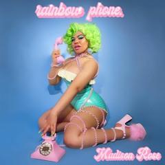 rainbow phone.