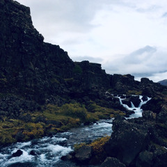 In Cold Waters (An Icelandic meditation)