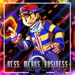 NESS MEANS BUSINESS Ω