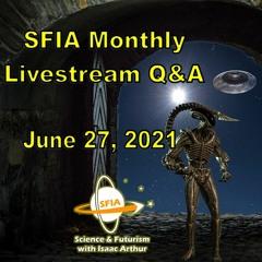 SFIA Monthly Livestream 32 - June 27, 2021