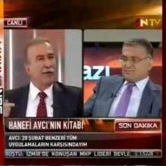 26 Ağustos 2010 NTV Yazı İşleri: Hanefi Avcı ile özel yayın