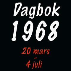 DAGBOK 1968 - 3