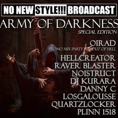OiraD - Army Of Darkness - NNS BROADCAST - 09/09/2021