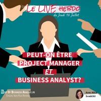 Peut-on être Chef de Projet et Business Analyst?