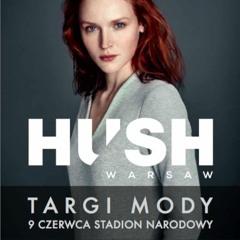 HUSH WARSAW AD