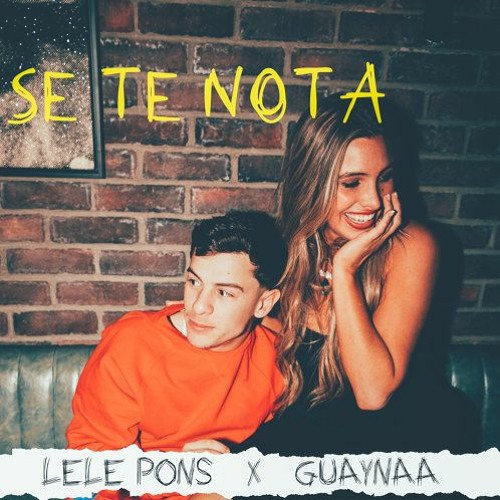 Lele Pons & Guaynaa - Se Te Nota (Chicui Like Extended Edit 2020)
