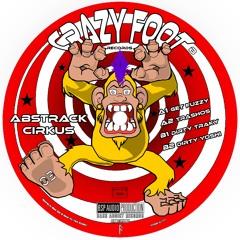 Crazy Foot Records 03 - B2 Abstrakt Cirkus - Dirty Yoshi