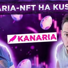 KANARIA - NFT НА KUSAMA / ФАРМИНГ НА POLYGON MATIC