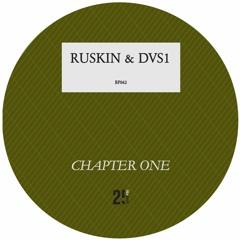 James Ruskin & DVS1 - Page 2 - Blueprint [PREMIERE]