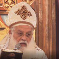 مشغول بايه - القس اغسطينوس موريس قداس الاحد 14 - 3-2021