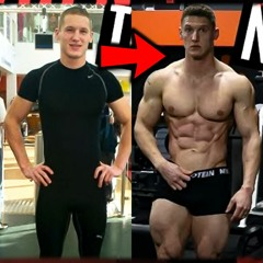 MattDoesFitness On How Much He Weighed Before Bodybuilding & Eating Less Than 1000 Calories Per Day