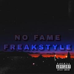 No Fame Freakstyle(prod. @musical_einstein)