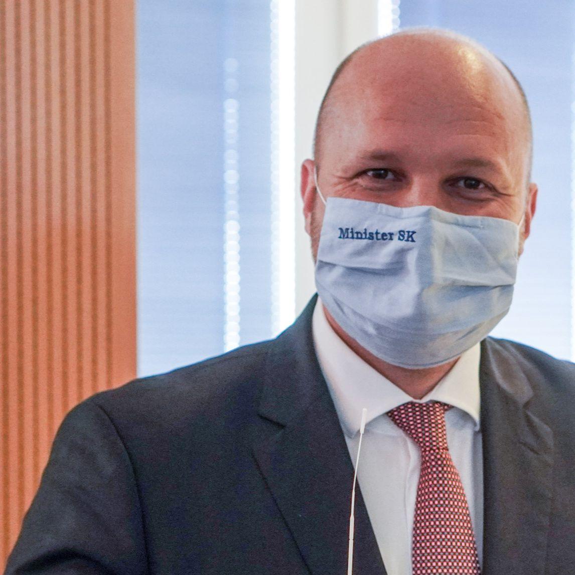 Jaroslav Naď - Odberové miesta plošného testovania Slovenska budú maximálne bezpečné