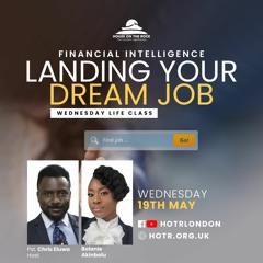 Financial Intelligence: Landing Your Dream Job with Bolanle Akinbolu