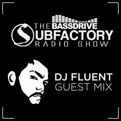 Subfactory Radio Ep 336 Guest Mix Flewid MC AKA Fluent