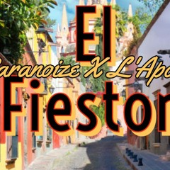 06 - Paranoise Ft L'Apotre (Aka John Many ) - El Fieston