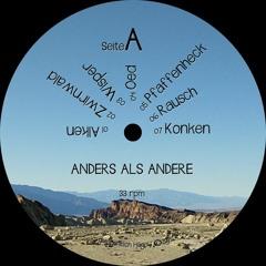 Gelegentlich Hügel - Konken (vinyl)