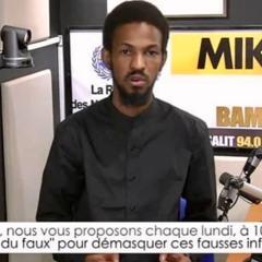 """""""LE VRAI DU FAUX""""- Au Mali, les anti vaccins font dans l'intox"""