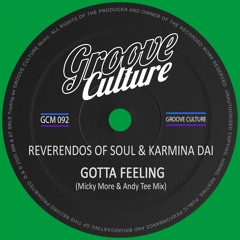 Reverendos Of Soul & Karmina Dai - Gotta Feeling (Micky More & Andy Tee Club Mix)