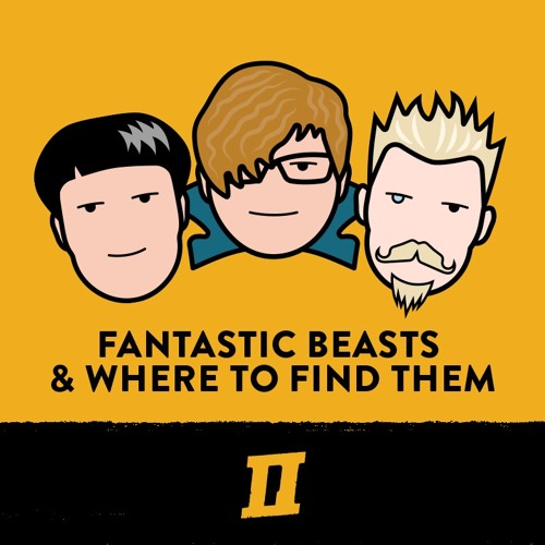 Season 6 Episode 12 - Fantastic Beasts And Where To Find Them