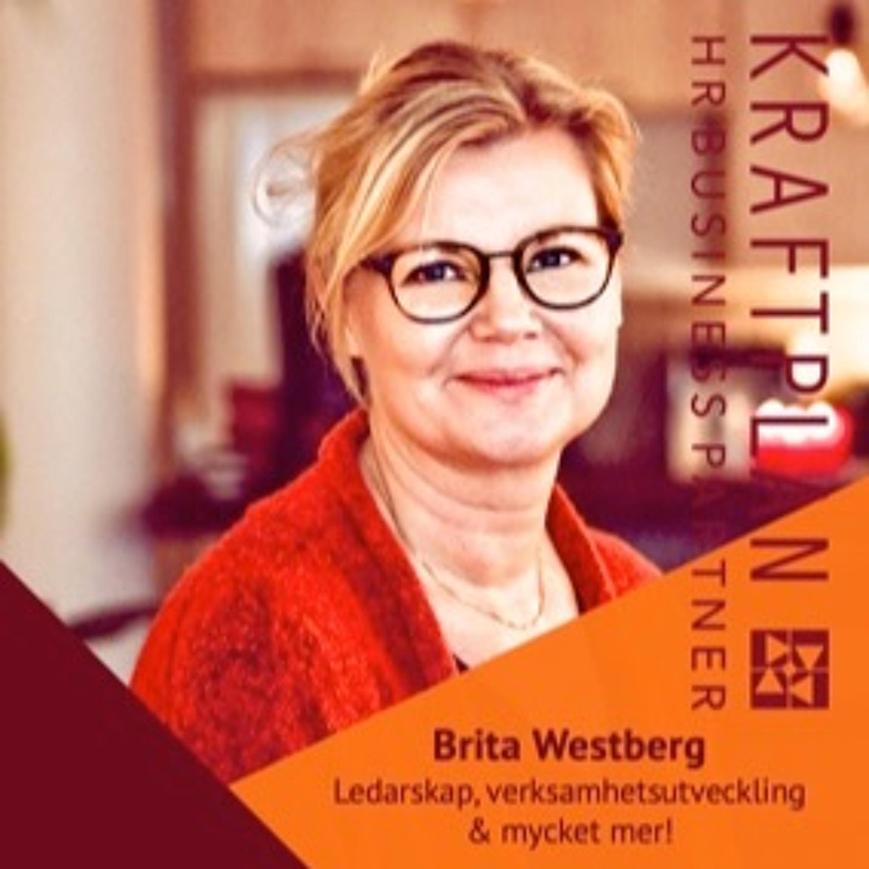 Ledarskap, verksamhetsutveckling och mycket mer med Brita Westberg