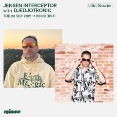 Jensen Interceptor with DJEDJOTRONIC - 28 September 2021