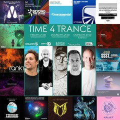 Time4Trance 287 - Part 1 (Mixed by Drumm) [Uplifting Trance]