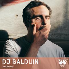 UV Podcast 089 - Dj Balduin