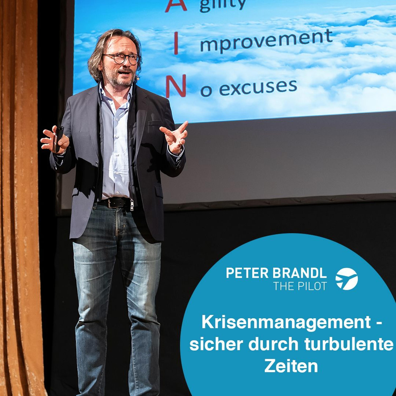 Remove Before Flight - Peter Brandl - Krisenmanagement - sicher durch turbulente Zeiten
