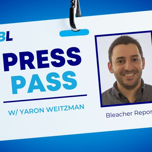 Press Pass Podcast: Yaron Weitzman From Bleacher Report