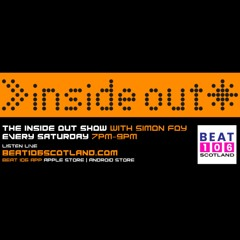Inside Out Anthems on Beat 106 Scotland with Simon Foy 180921 (Hour 1)