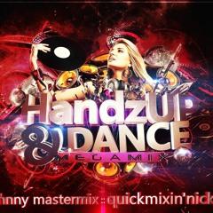 HANDZ UP & DANCE MEGAMIX vol 2-DJ MAGIX, JOHNNY MASTERMIX, QMN, DJ HIGHPER