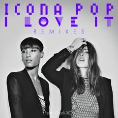 I Love It (feat. Charli XCX) (Cobra Starship Remix; Radio Edit)