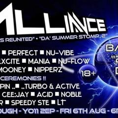 ALLIANCE DA SUMMER STOMP 2 ( PROMO MIX DJ Nu-Flow)