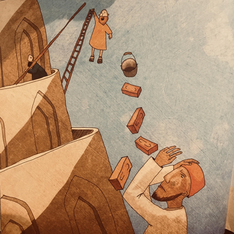 Capítulo 5 - uma gigantesca escadaria para o céu