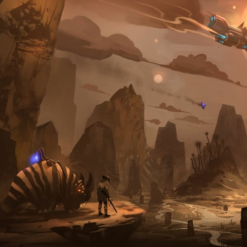 Exoplanet: First Contact - Sultry Wind