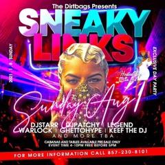 SNEAKY LINK EARLY JUGGLIN (DJ PATCHY & DJ STARR)
