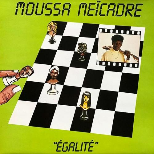 Moussa Meicadre - Égalité (Digger's Digest Snippets)