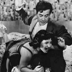 فريد الأطرش + شادية - ياسلام على حبي و حبك ... عام 1957م