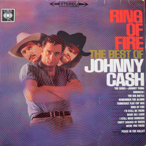 Johnny Cash x Young Bombs - Ring of Fire