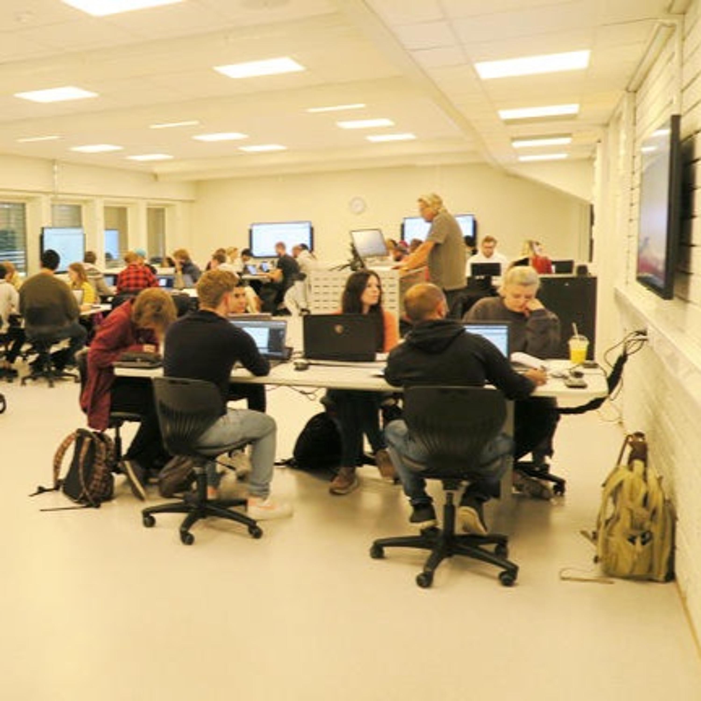 Active Learning Classroom & Fremtidens Klasserom