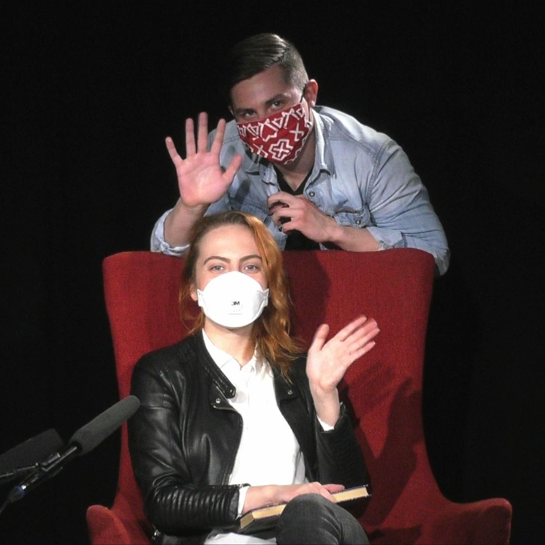 .herci čítajú deťom: Rozprávky od Dobšinského