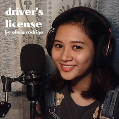 driver's license (olivia rodrigo) - cover by dianne tequil