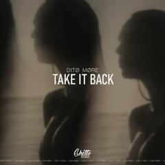 DITØ MØRE - Take It Back